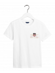 ARCHIVE SHIELD SS T-SHIRT