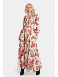 ABITO ROUCHES NANCY DRESS