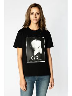 Karl Legend Print T-Shirt