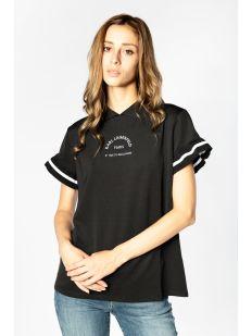 Shiny Pique Polo Shirt