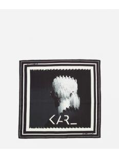 Karl Legend BW Scarf