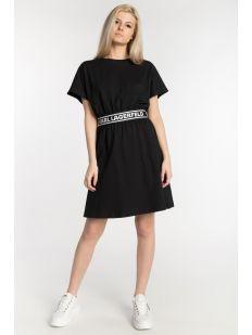 LOGO TAPE T-SHIRT DRESS