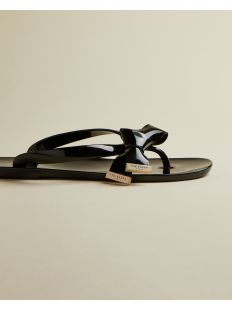 Origami Bow Flip Flop