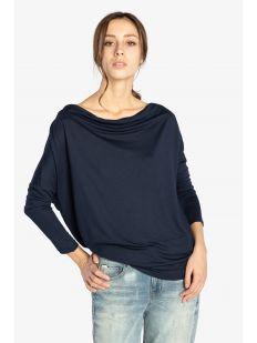 WMB-LOWEZI-cowl neck t-shirt with mid
