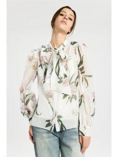 WMB-FARAI-Elderflower organza blouse