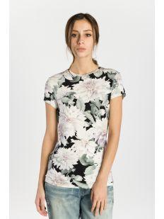WMB-HILMAA-CLOVE fitted tee shirt
