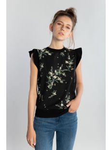 PAPYRUS WOVEN FRONT TOP
