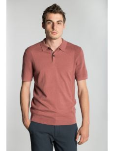 SS KNITTED POLO