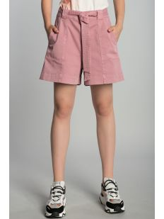 UTILITY SHORTS WITH TIE BELT