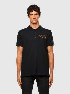 T-WEET-TAPES POLO SHIRT