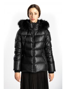 ESSENTIAL REAL DOWN JACKET
