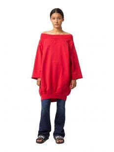 DRESS D-AKUOKET-RIB