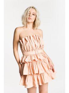 FASCIA TAFFY DRESS