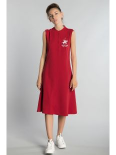 W CASUAL POLO DRESS BHW026