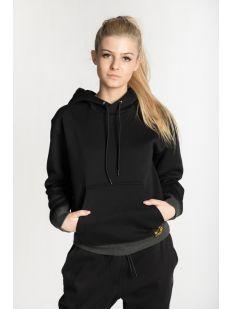 Premium core hooded sw l\s