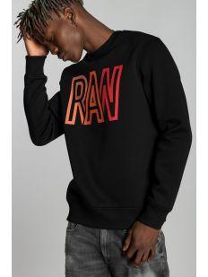 Raw sweater l\s