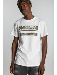 Originals stripe logo t-shirt