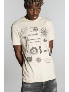 Object raw. slim r t-shirt