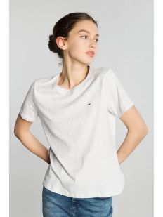 TOMMY JEANS SOFT JERSEY TEE