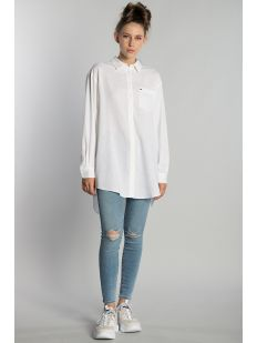 TOMMY JEANS RELAXED LONG  SHIRT