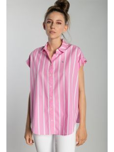 TOMMY JEANS RELAXED STRIPE SHIRT