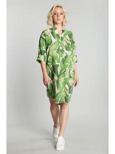 PALM BREEZE TUNIC DRESS