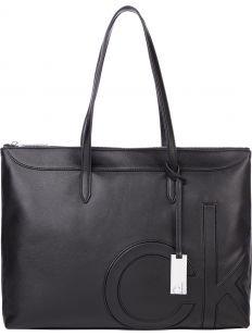 SHOPPER W/LT COMP MD BAG