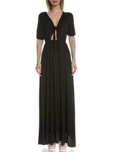 FRONT TIE MAXI DRESS SS21-21