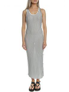 MAXI STRP COTTON DRESS 34300