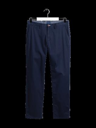 REGULAR TWILL CHINOS PANTS