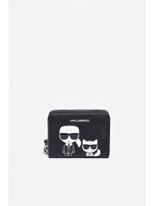 KIkonik Sm Folded Zip Wallet