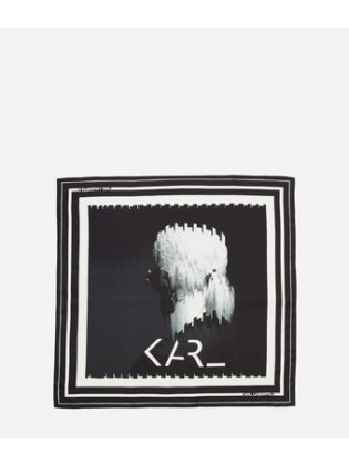 Karl Legend BW Scarf