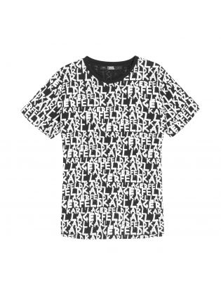 All Over Graffiti Logo T-Shirt