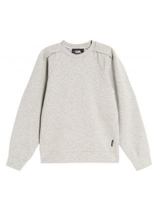 Volume Sleeves Sweatshirt