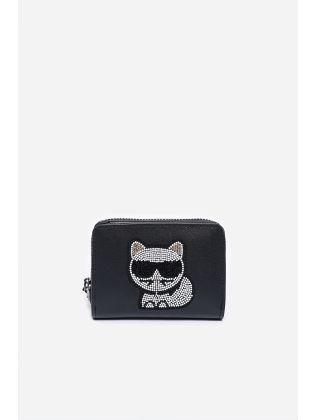KChoupette Sm Fold Wallet