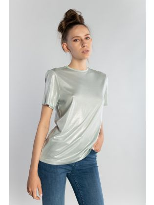 FABRIC INTEREST RELAXED TEE