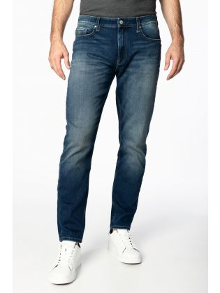 TAPERED CLIMATECH BRIGHT DENIM