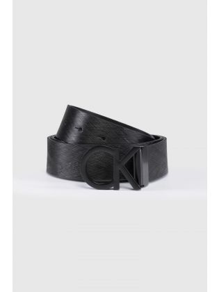ADJ CK BUCKLE TEXTURED 35MM