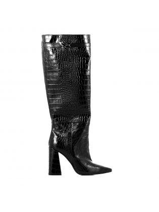Hi Leg Boot Exotik