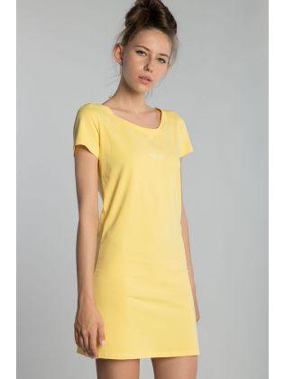 W T-SHIRT DRESS BHW027