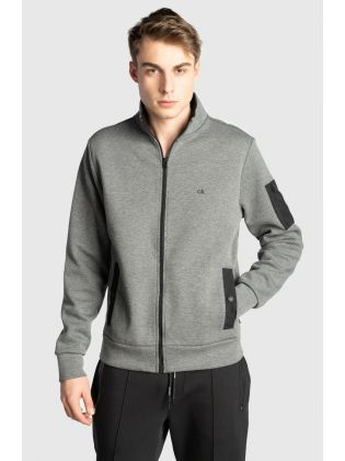 TECHNO JACQUARD FULL ZIP JACKE