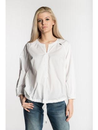 Shell top wmn l\s