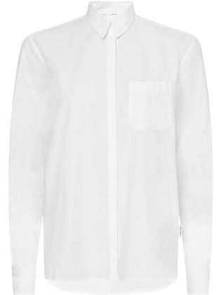 ECOVERO COTTON LS RELAXED SHIRT