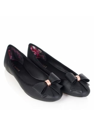 WFS-SUALLY-Bow ballet pump