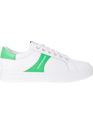 CUPSOLE SNEAKERS LACEUP PU-PES